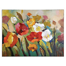 Spring Has Sprung - Canvas Wall Art, 8801874