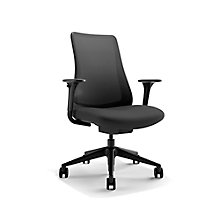 Genie Mesh Back Conference Chair with Black Frame, 8813956