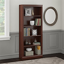 Saratoga 5 Shelf Bookcase, BSH-W1615C