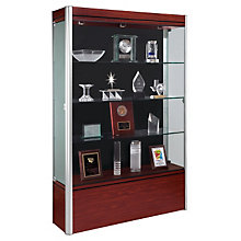 "Contempo Display Case - 48""W, WAD-602BB"