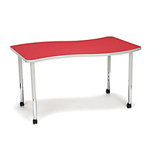 "Adapt Standard Height Mobile Wave Table - 54""W, 8825837"