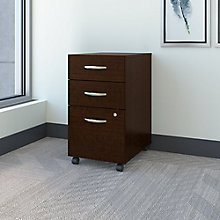Series C 3 Drawer Mobile Pedestal Assembled, 8802644