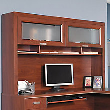 Tuxedo Hutch for L-Desk, BUS-10252