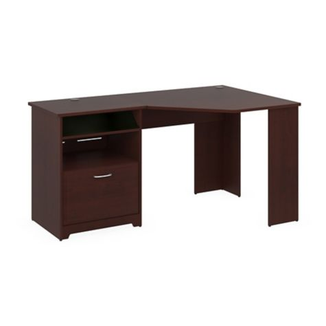59 Quot W Cabot Corner Desk By Bush Officefurniture Com