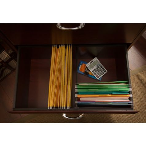 Storage capabilities for all office supplies