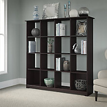 "Cabot 16 cube Bookcase - 60.27""W, 8804750"