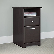 "Cabot Two Drawer Pedestal - 17.24""W, 8804747"