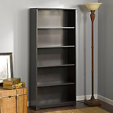 Cabot Five Shelf Bookcase  , 8804742