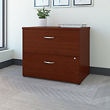 "36""W Two Drawer Lateral File, BUS-WC54"