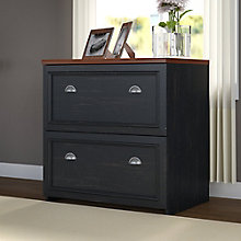 Fairview Two Drawer Lateral File, BUS-WC53981