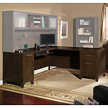 "Somerset Reversible L-Desk - 71""W, 8802634"