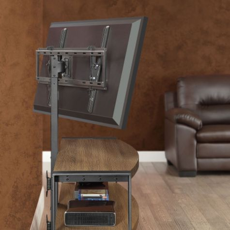 Shown with Swivel Mount Tilted to Left