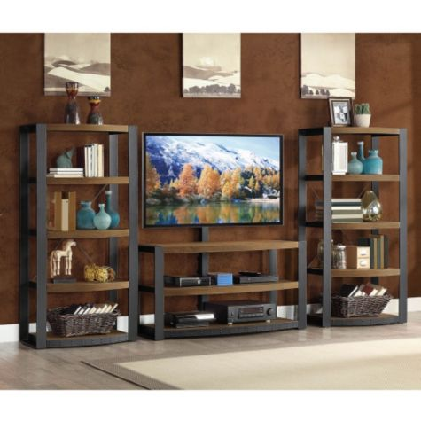 Shown in Use (bookcases not included)
