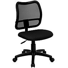 Black mesh chair, 8812586