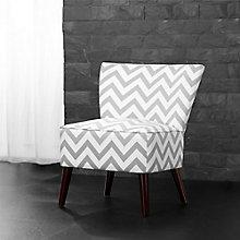 Chevron Accent Chair, 8823547