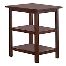 "Willow Creek Corner Table - 22""W, 8803355"