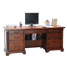 "Country Cherry Credenza - 72""W, 8803383"