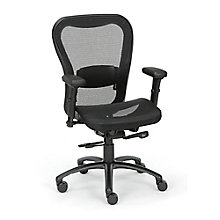 Big and Tall Mesh Chair, 8827559