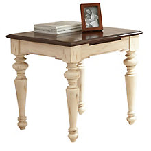 Wesley Two Tone End Table, 8806902