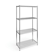 "4 Shelf Rack 18"" x 36"" , 8812927"