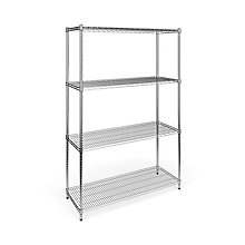 "4 Shelf Rack 18"" x 48"" , 8812928"
