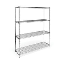 "4 Shelf Rack 18"" x 60"" , 8812929"