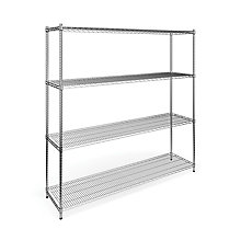 "4 Shelf Rack 18"" x 72"" , 8812930"