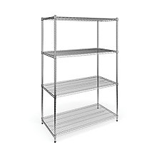 "4 Shelf Rack 24"" x 48"" , 8812932"