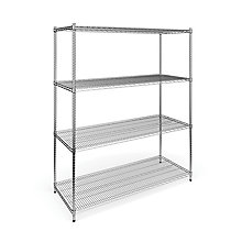 "4 Shelf Rack 24"" x 60"" , 8812933"