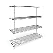 "4 Shelf Rack 24"" x 72"" , 8812934"