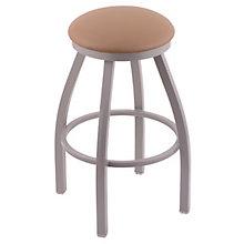 "Misha Fabric Stool - 36""H Swivel Seat, 8814372"