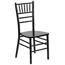 Silver Wood Chiavari Chair, 8812626
