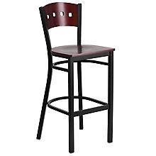 Metal Restaurant Bar Stool, 8812650