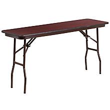 "18"" x 60"" Folding Table., 8812682"