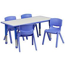 Preschool activity table set, 8812733