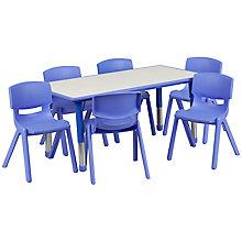 Preschool activity table set, 8812734