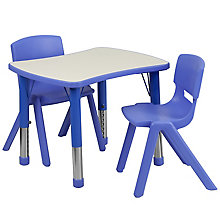 preschool activity table set, 8812736