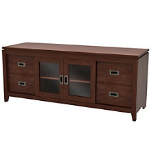 Tenley TV Console with Sliding doors, 8802961