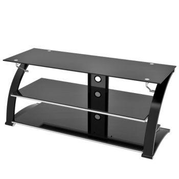 Vitoria 55 Three Shelf Tv Stand 8802959 Officefurniture Com