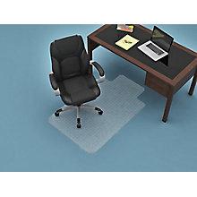 3'W x 4'D Chair mat, 8814889