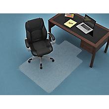 """3'9""""W x 4'5""""D Chair mat, 8814890"""