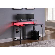 """Light Up Metal Desk - 48""""W x 26""""D, 8827899"""
