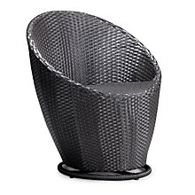 Cabo Swivel Outdoor Dining Chair, ZUO-701100