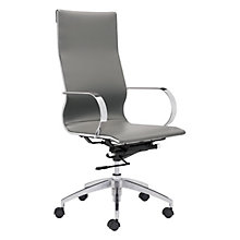 Glider High Back Office Chair, 8828716