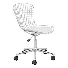 Wire Office Chair, 8828718
