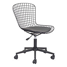 Wire Office Chair, 8828719