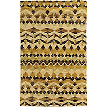 Ansley Abstract Area Rug 5'W x 8'D, 8825466