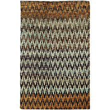 Ansley Abstract Area Rug 8'W x 10'D, 8825469