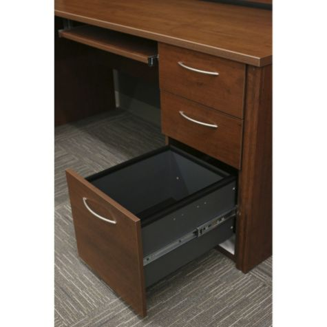 Bottom Hanging File Drawer Shown Open