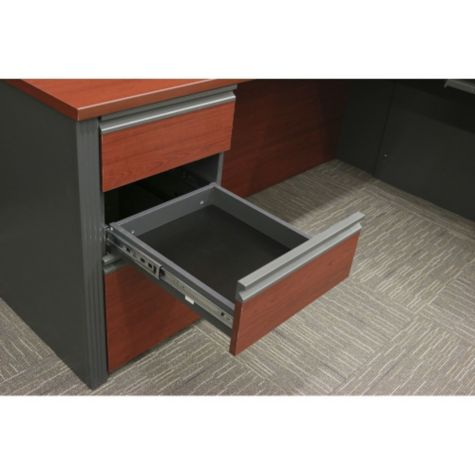 Shown with Box Drawer Open